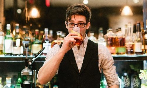 can bartenders drink on the job?