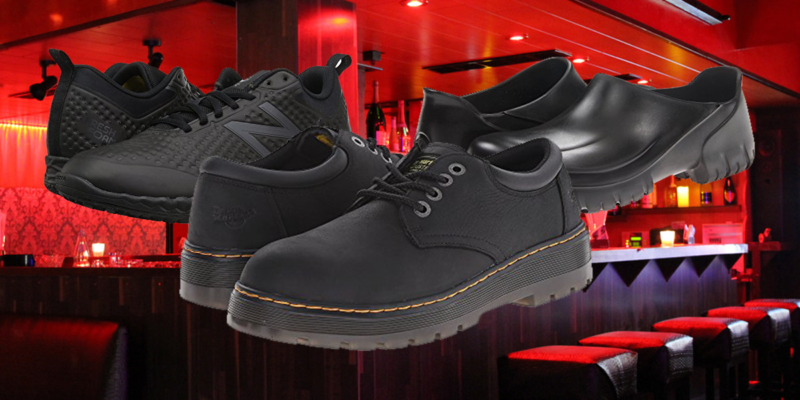 best shoes for bartending