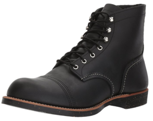 red wing bartending shoes